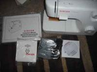 Brand new Singer prelude 8280 Sewing machine best