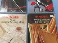 Sewing Essentials, Sewing Update, More Creative Sewing