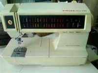 singer sewing machine model 2010 have manuel and all