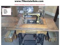 Singer Sewing Machine Liquidation - Clearance Sale