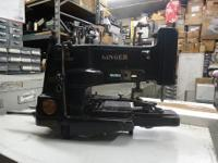 Singer 130-10 Button Sew Missing Parts    NOTE: The