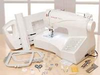 Singer CE 150 Futura Sewing and Embroidery Machine This