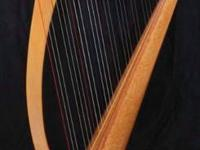 Buy It Now! The Douglas-Joy Single-Action Celtic Harp