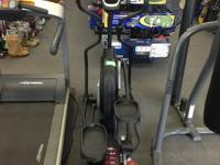 We have a VERY A LITTLE used Sole E20 elliptical. I