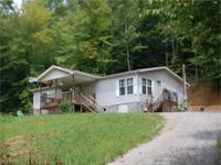 #2701 - Pineville, KY - Wonderful doublewide home