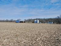 +/- 60 acres, Edgar County, IL. Improvements include a