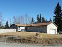 Great Soldotna Family home. Close to schools, shopping,