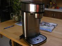 Hamilton Beach The Scoop Single-Serve Coffeemaker.