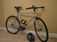 "Single speed ""Dawes"" Bicycle I only rode the bike once"