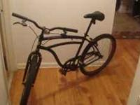 SINGLE SPEED FREE WHEEL MAD WAGON FRONT AND REAR HAND