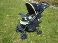GRACO Single Stroller $30 Call:  Location: Toledo