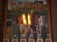 BRAND NEW Condition Only Viewed Volume I Tape  Ivanhoe,