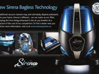 NEVER BUY BAGS AGAIN Sirenas water-based filtration