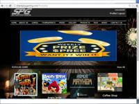 SPG sitandplaygaming.com Interactive video game