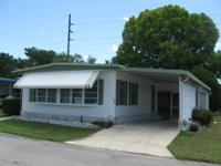 Site #121 - Large 2-2 Home! - Terrific Deal! Location: