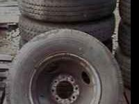 Junked my motorhome and kept tires & rims, 8 lug dually