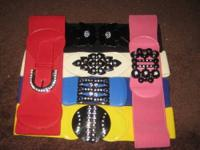 I am selling six BRAND NEW waistbands!!!There is a red