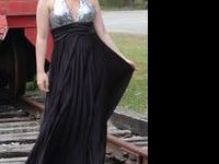 Beautiful, hollywood-style Prom Dress / Pageant Dress /