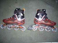 NEW-Size 11 rollerblades $69  Location: southwest