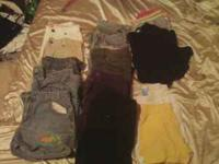 All for 50 bucks!!!! PANTS && SHORTS + A SKIRT wet