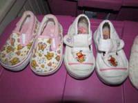 Super cute ked like shoes for infants, size 2 (ones on
