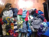 Huge lot of little boys size 4/5 clothing.. Old Navy,