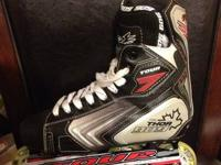 Mens Hockey Inline Skates Size 9 Tour Thor Labeda