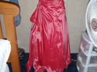 pretty pink prom dress. size 4. Great condition! $250