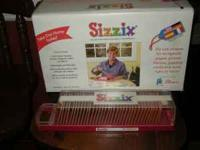 USED MAYBE 2-3 TIMES/GREAT CONDITION. CASH ONLY  SIZZIX