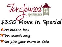 We are leasing fast! Few units left! You pick your move