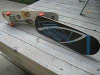 SKATE BOARD ( LIKE NEW ) W/EXTRA BOARD - $35 (GLEN