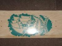 """Skateboard / Longboard GREAT deck made by """"Five Points"""
