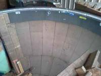 We have for sale a complete skateboard swimming pool