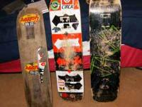 venture trucks, extra wheels, bearings, lucky pads,
