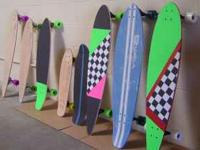 Skateboard longboard completes pick your colors and