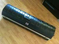 This is an SKB Case for drummers hardware or microphone