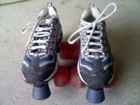 I have set of skecher girls roller skates size 1 still