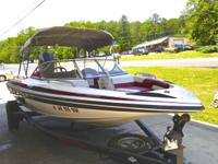 2004 SKEETER SL190 FISH/SKI BOAT - Less than 50 Hours,
