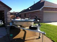 1995 Skeeter Bass Boat for $5,900 - Length : 18ft -