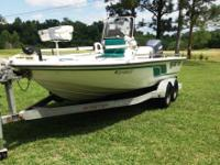 1998 Skeeter Bay Boat, 1998 Skeeter 21 Center Console