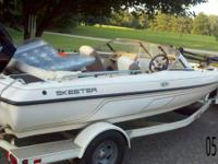 Excellent all around boat. '05 Skeeter with Yamaha 150