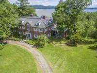 Skenewood is a rare grand estate property in Westport,