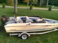 1995 ski boat. 150 hp Very low hours. For more info