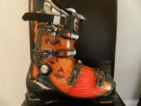 I have a pair of Atomic Hawx ski boots for sale.  They