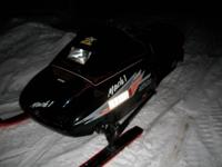 For Sale: 1992 Ski-doo Formula Mach1 617cc Snowmobile.