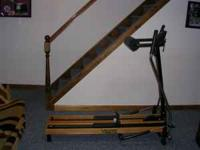 Vitamaster Ski machine in like new condition. Rarely