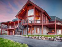Ski Lake Mountain Retreat- Enjoy spectacular views of