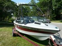 . I have my 1985 Correct Craft Ski Nautique 2001 for