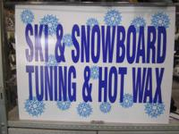 Omaha Marine Center is in the ski/Snowboarding tuning