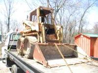 Skid Loader Serial 3301 1390 Original Hours Runs